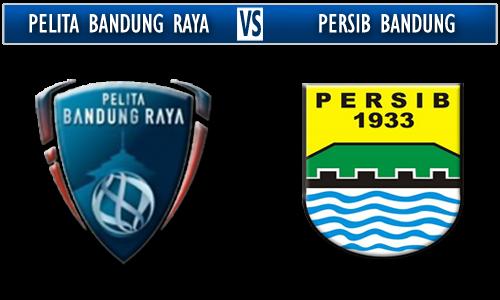 Persib VS Pelita Bandung Raya