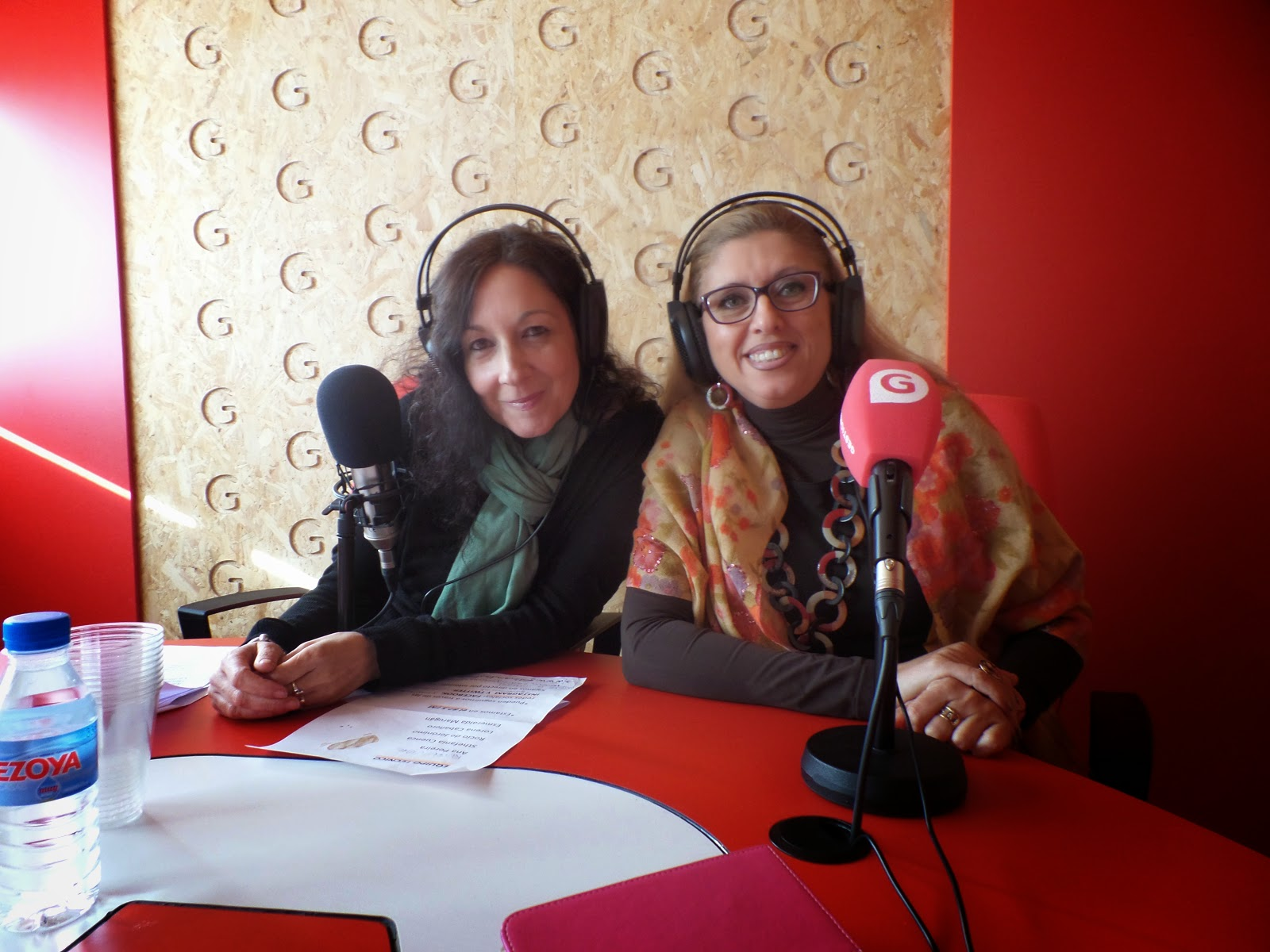 El Blog de María Serralba - Gestiona Radio entrevista