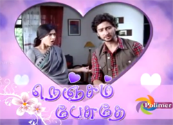 Nenjam Pesuthe 24-04-2014 – Polimer tv Serial Episode 156 24-04-14