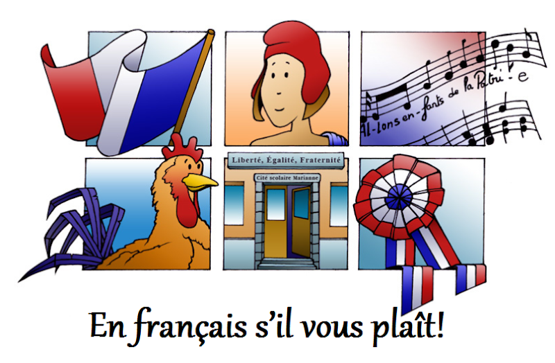 En francais, s'il vous plait!