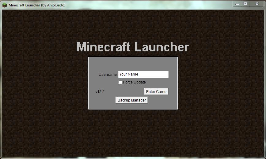 cracked minecraft 1.6 2 launcher app