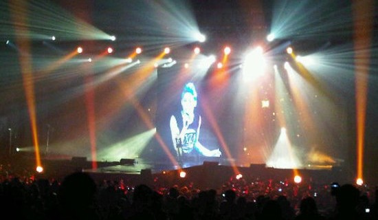 XIA The 1st Asia Tour Concert in Jakarta