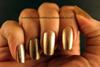 Barry M Limited Edition Gold