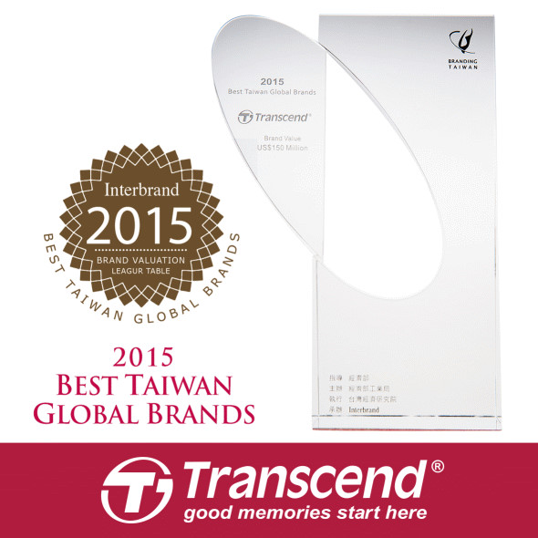 Interbrand's Best Taiwan Global Brands 2015