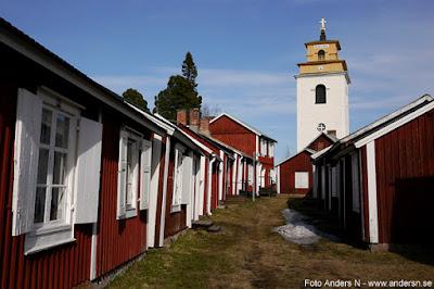Gammelstad Kyrkstad