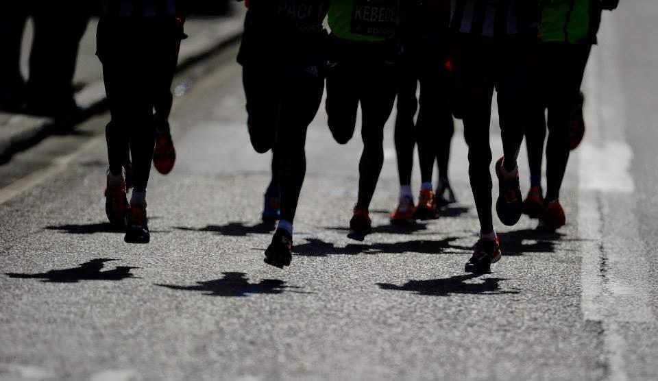 Maratón de Londres 2014