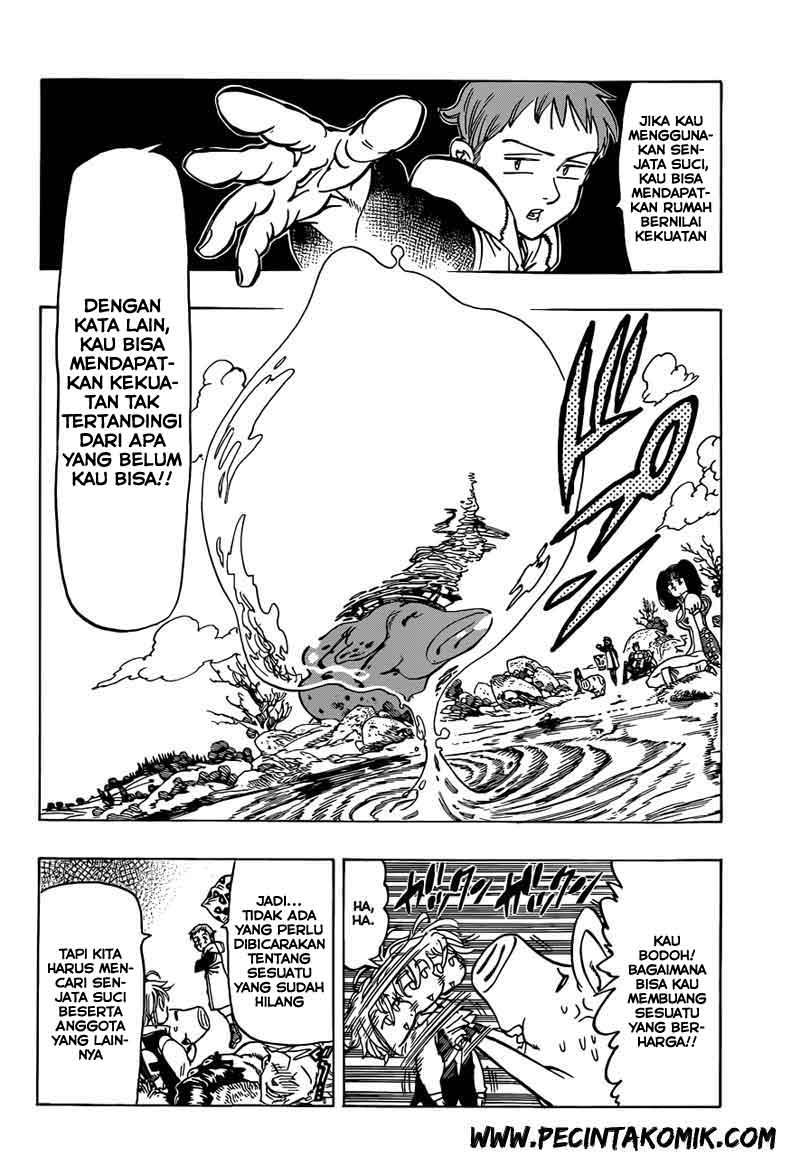 Nanatsu No Taizai Chapter 27-4