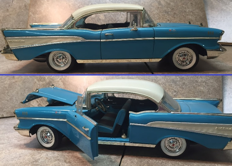1957 Chevy Bel Air ~