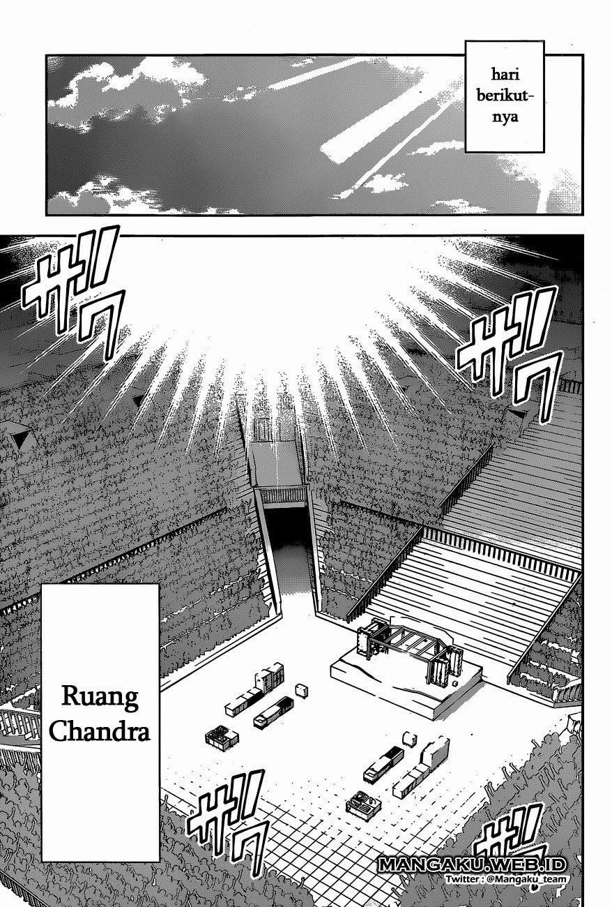 Shokugeki no Souma Chapter 62-8