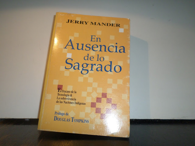 Jerry mander, sagrado,