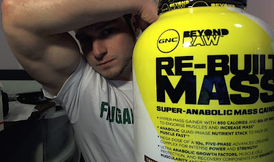 Supplement Review: GNC's Re-Built Mass from Beyond Raw Series