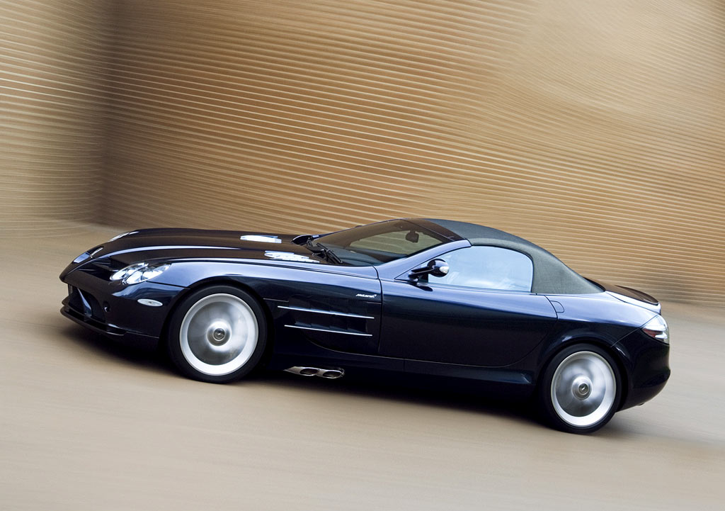 Sports cars mercedes benz slr for Mercedes benz n