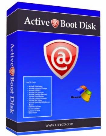 Baixar Active@ Boot Disk 9.1.0
