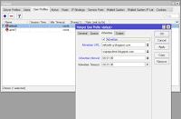 configure advertisment at mikrotik hotspot