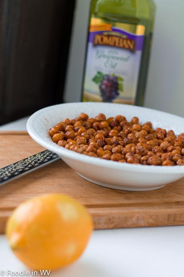 Smoky Fried Chickpeas Recipes — Dishmaps