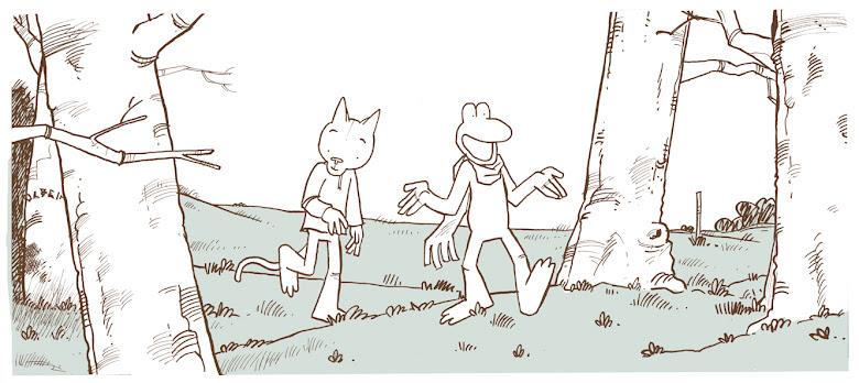 skyllingstad tegneserier og illustrasjon