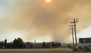 SOUTH HILLS FIRE