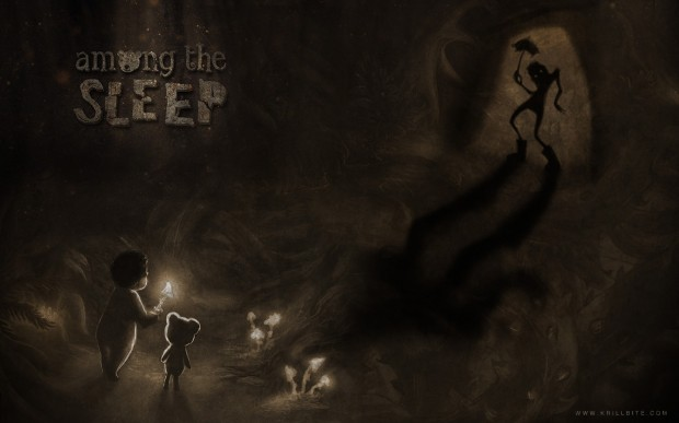 Among the Sleep is a first person horror adventure, in which you play a two year old child