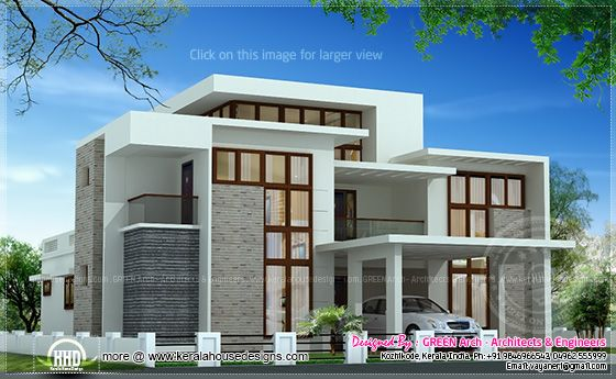 2000 sq-ft villa design