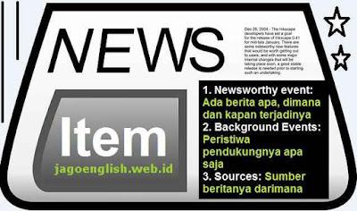 Contoh News Item