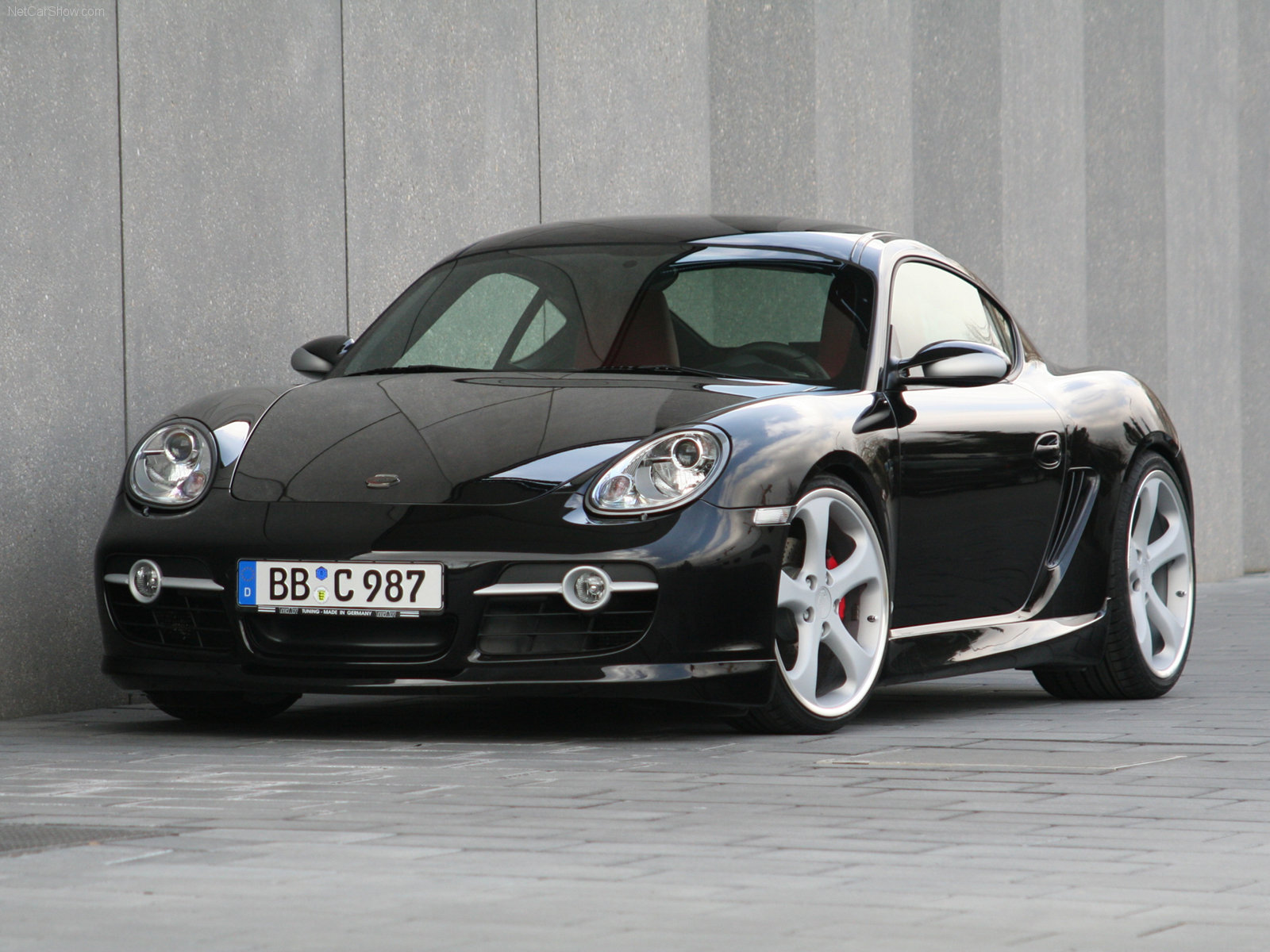 Hình ảnh xe ô tô TechArt Porsche Cayman S 2006 & nội ngoại thất