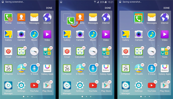 Samsung Galaxy S6 Edge xách tay