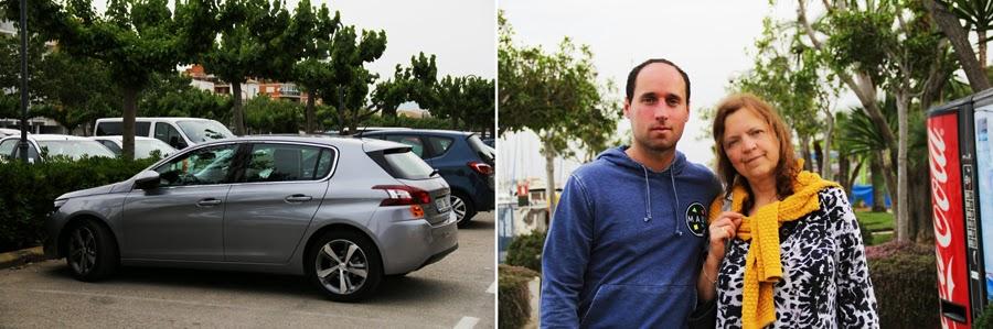 familientrip auto mieten spanien