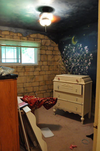 From Baby Nursery To Girl S Bedroom Makeover