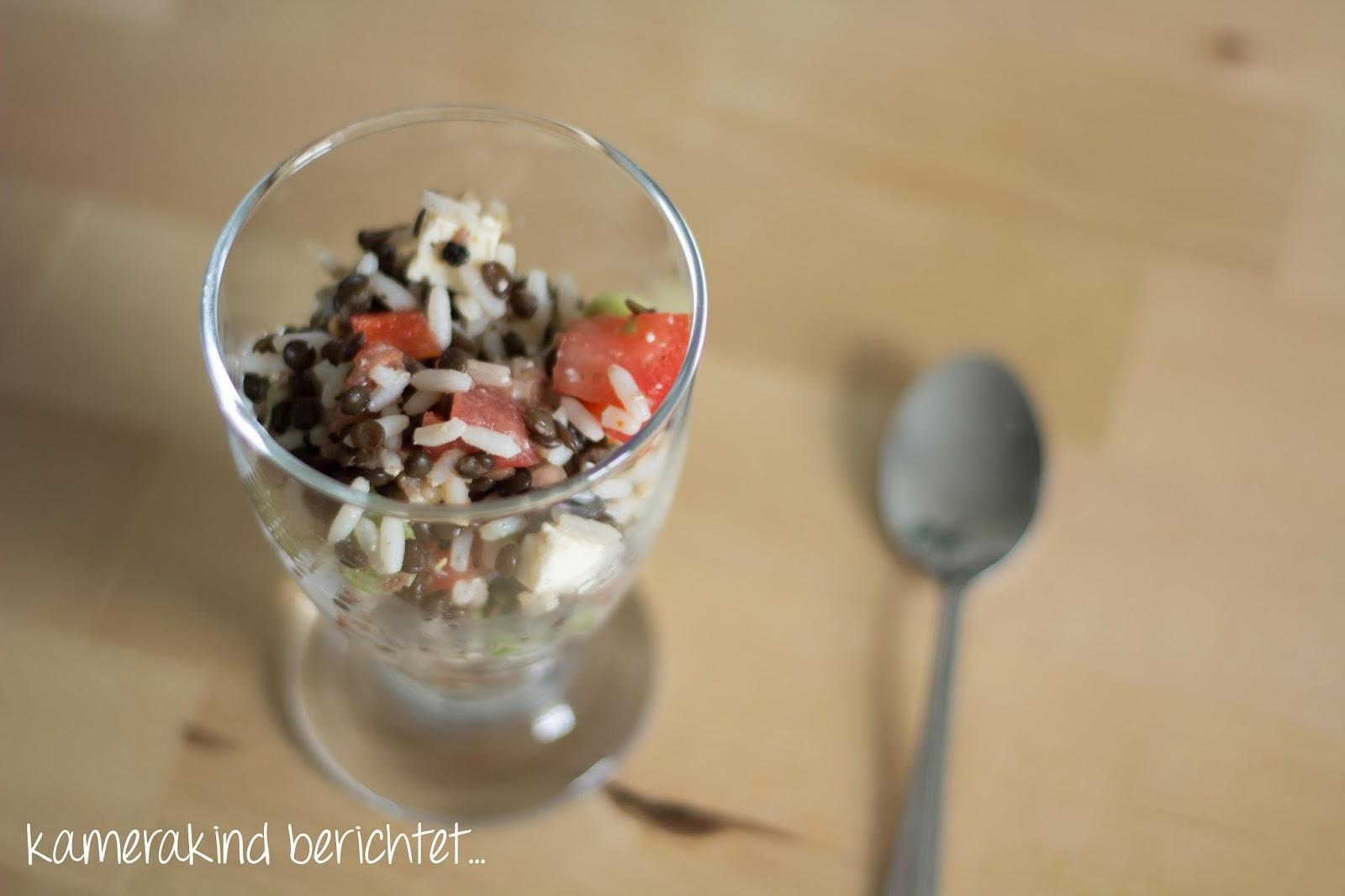 Salat-Rezept Belugalinsen