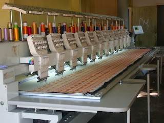 Mesin Garmen Canggih