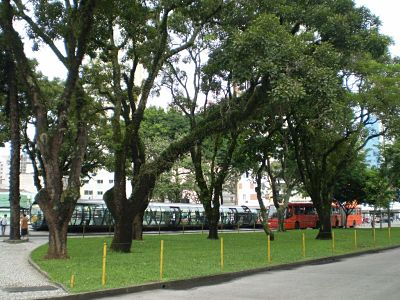 Parques e Praças de Curitiba