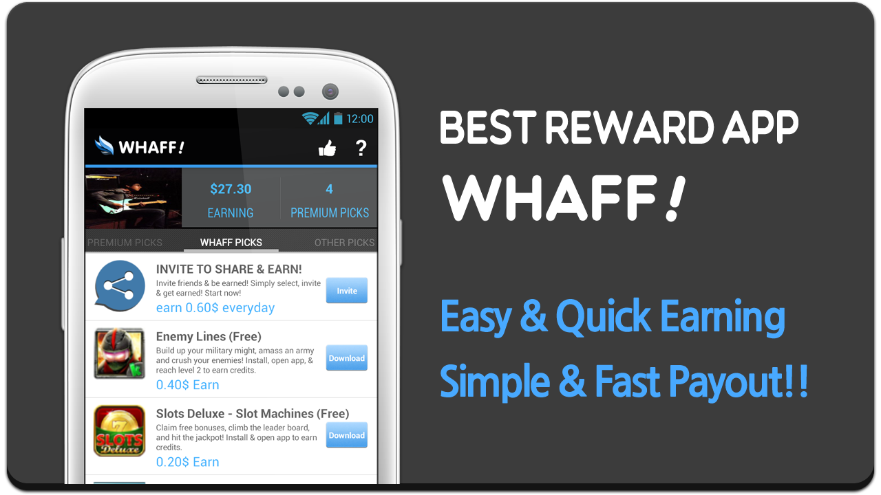 whaff apk, whaff android hack