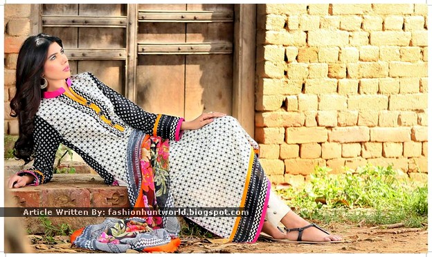 Tawakkal Fabrics - Cosmos Summer Lawn Collection 2015