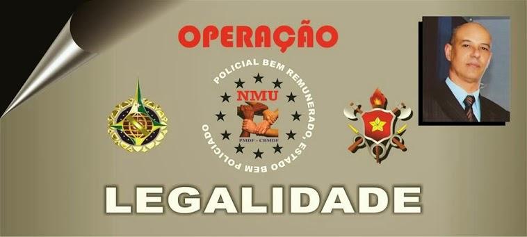 TEN POLIGLOTA 2012 - PMDF - CBMDF