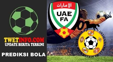 Prediksi UAE vs Turkmenistan