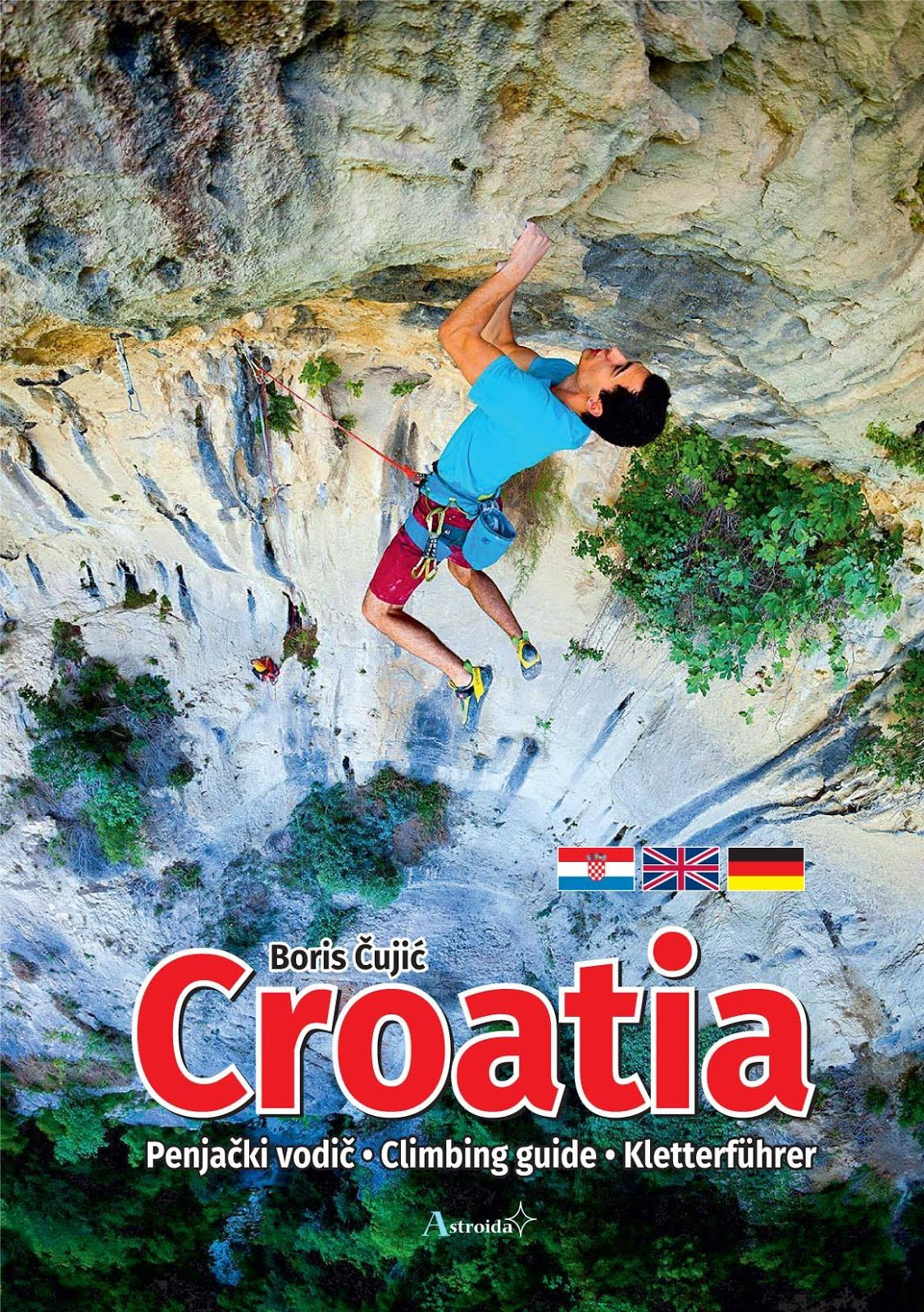 Croatia climbing guide