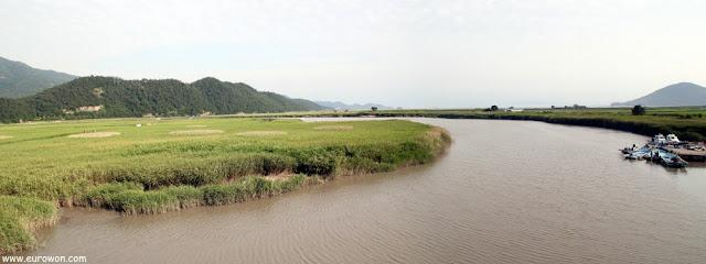 Río de la Bahía Suncheonman