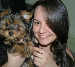 Com vocês o meu baby!!!