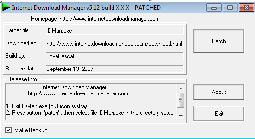 Hướng dẫn cài đặt Internet Download Manager full 2014