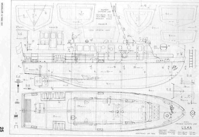 Les amis du modélisme Breton: Plan modélisme naval