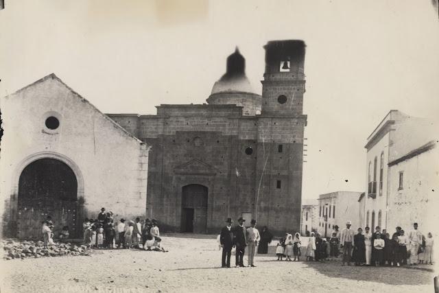 Imagen nº695 propiedad de la FEDAC/CABILDO DE GRAN CANARIA. Realizada por d. Luis Ojeda Pérez entre 1890 y 1895.