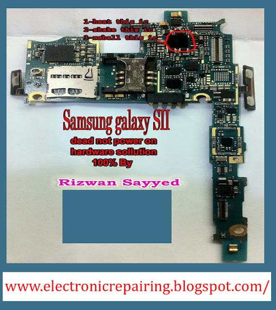 Samsung Galaxy S2 dead solution