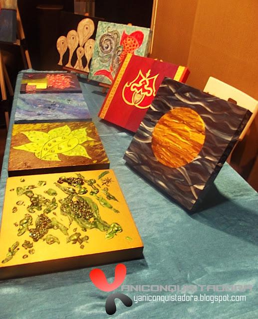 Art, Astrology & Crystology with Juno Parungao and JIV Manila Art Group