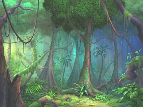 Que significa soñar con bosque encantado