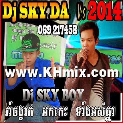 [Album Mix] DJ SkyDa Remix 2014