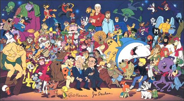 Hanna-Barbera Cartoon Characters