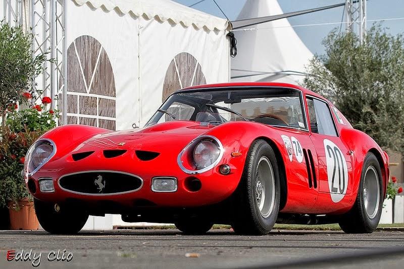 世界一高い価格の高級車 フェラーリ250GTO