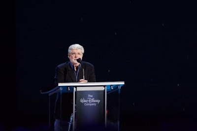 george lucas d23 expo 2015