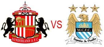 Prediksi Skor Sunderland vs Manchester City 26 Desember 2012