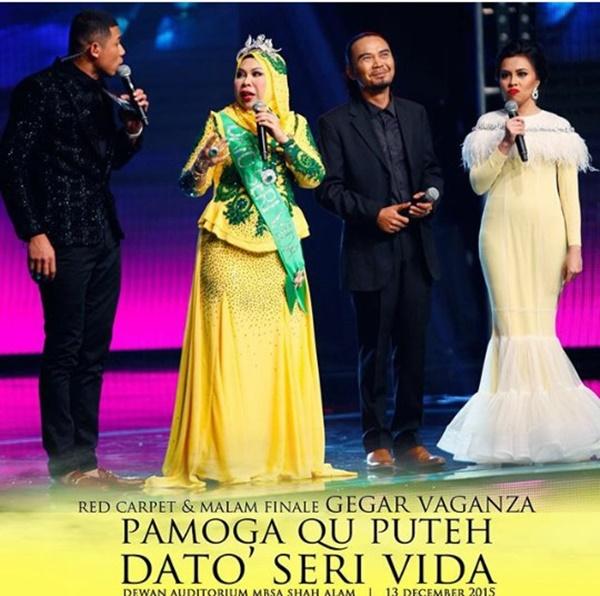 Komen Pedas Dato Vida Terhadap Astro Di Konsert Gegar Vaganza 2 Mengejutkan!